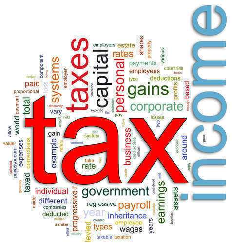 Rhode Island Income Tax Forms